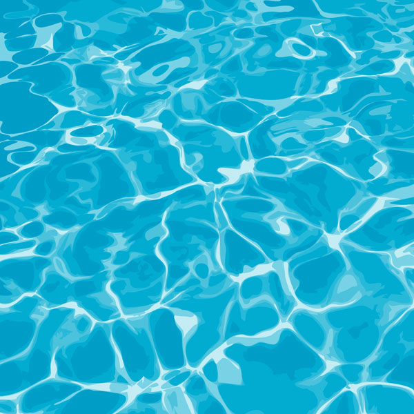 Pool Water Paper